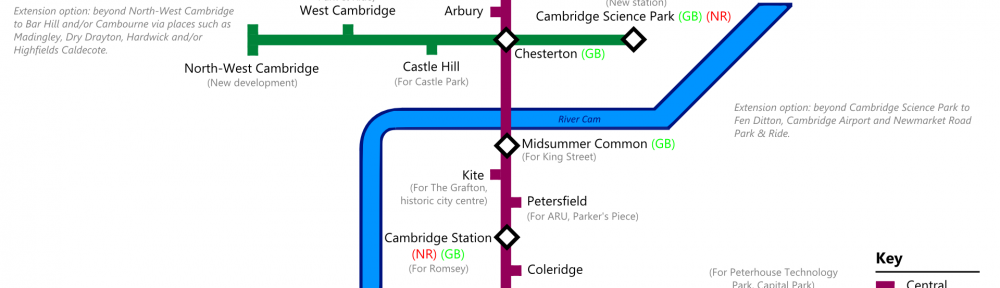 Cambridge Automated Metro Proposal